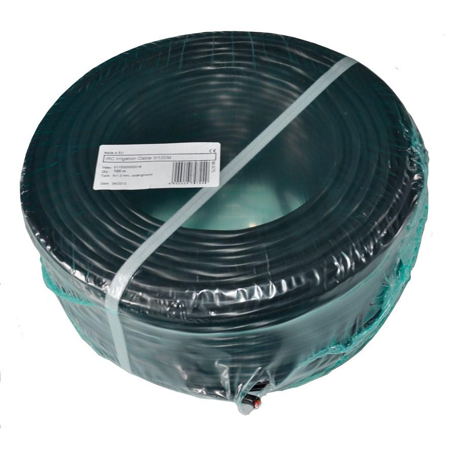TFC 5x1mm 100m ovládací kabel LY2Y cívka 100m     1001001166;1103362;