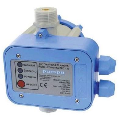 """Vodotěsný tlakový a průtokový spínač PPC-22 1"""" - Presscontrol IP68     CECA0217, PPC22"""