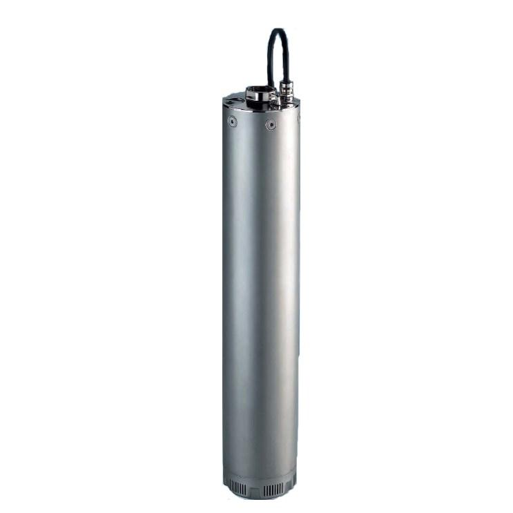 Ponorné čerpadlo VN 5 230V VN 5/5 0,9 kW bez plováku, se spínací skříní   CECA0190;CT00001109