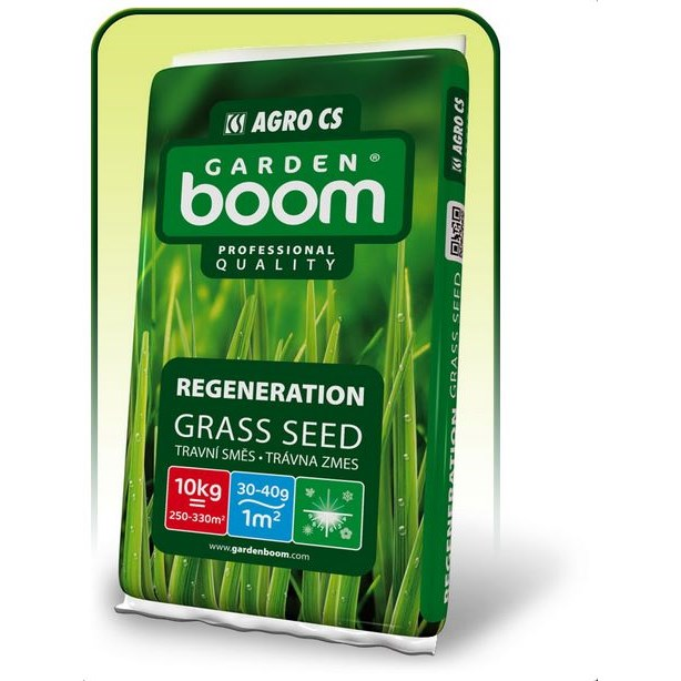Garden Boom REGENERACE 10kg, travní osivo     AGRO015280