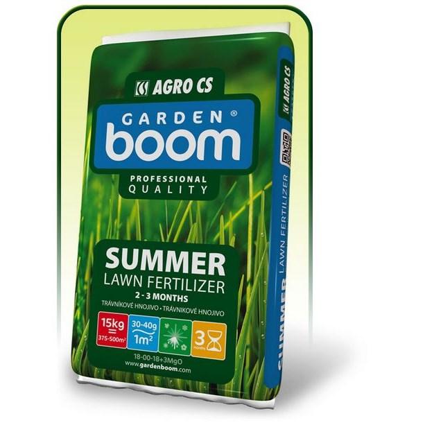 Garden Boom Summer 20-00-20+2MgO 15kg travní hnojivo     AGRO071423