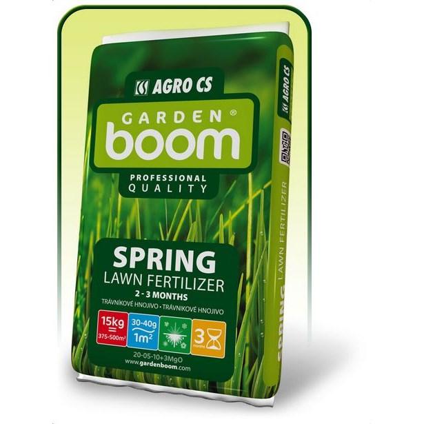 Garden Boom Spring 25-05-12+3MgO 15kg travní hnojivo     AGRO071424