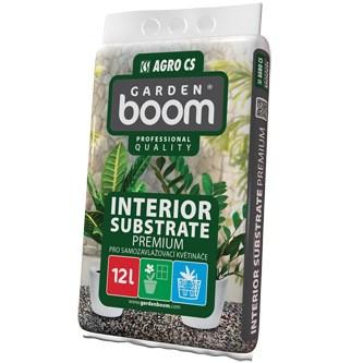 Garden Boom Interio Substrate 12l - interiérový substrát     AGRO071792