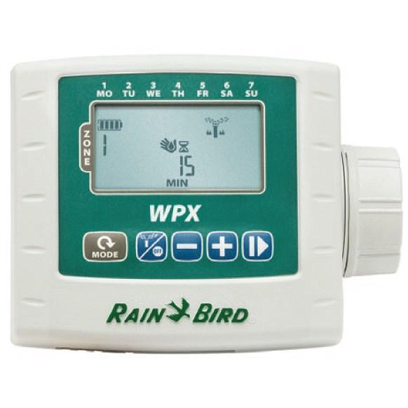 Rain Bird WPX, ovládací jednotka bateriová 9V WPX4, 4-sekční    F48314