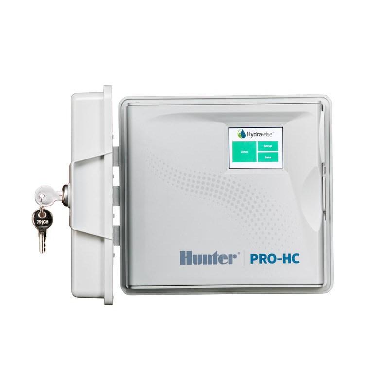 Hydrawise venkovní ovládací jednotka s přip. přes internet 6 sekcí   HPHC601E